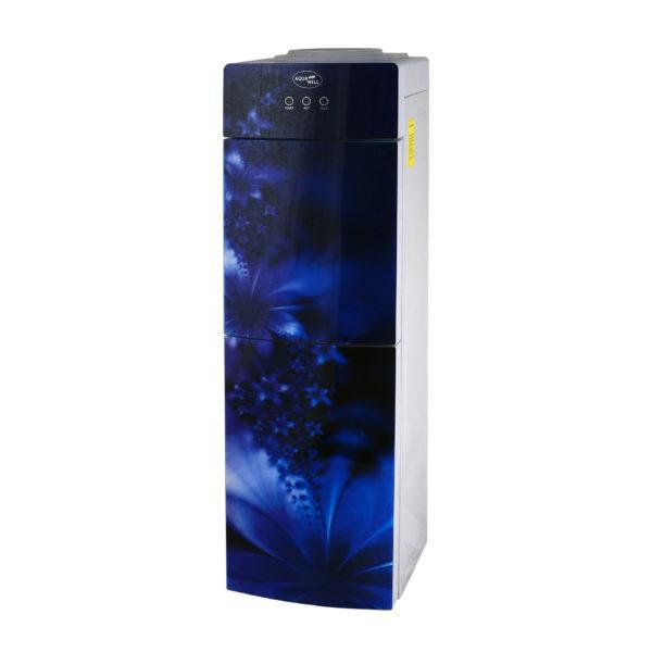 Кулер напольный 2-JXC-5 ПКСХ AW YLR-2-JXC-5 синий флуоресцентный (стекло)