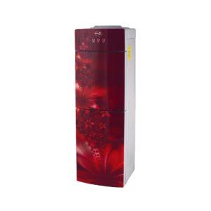 Кулер напольный 2-JX-5 ПКС YLR-2-JX-5 красный флуоресцентный (стекло)