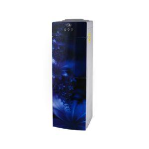 Кулер напольный 2-JXD-5 ПЭС YLR-2-JXD-5 синий флуоресцентный (стекло)