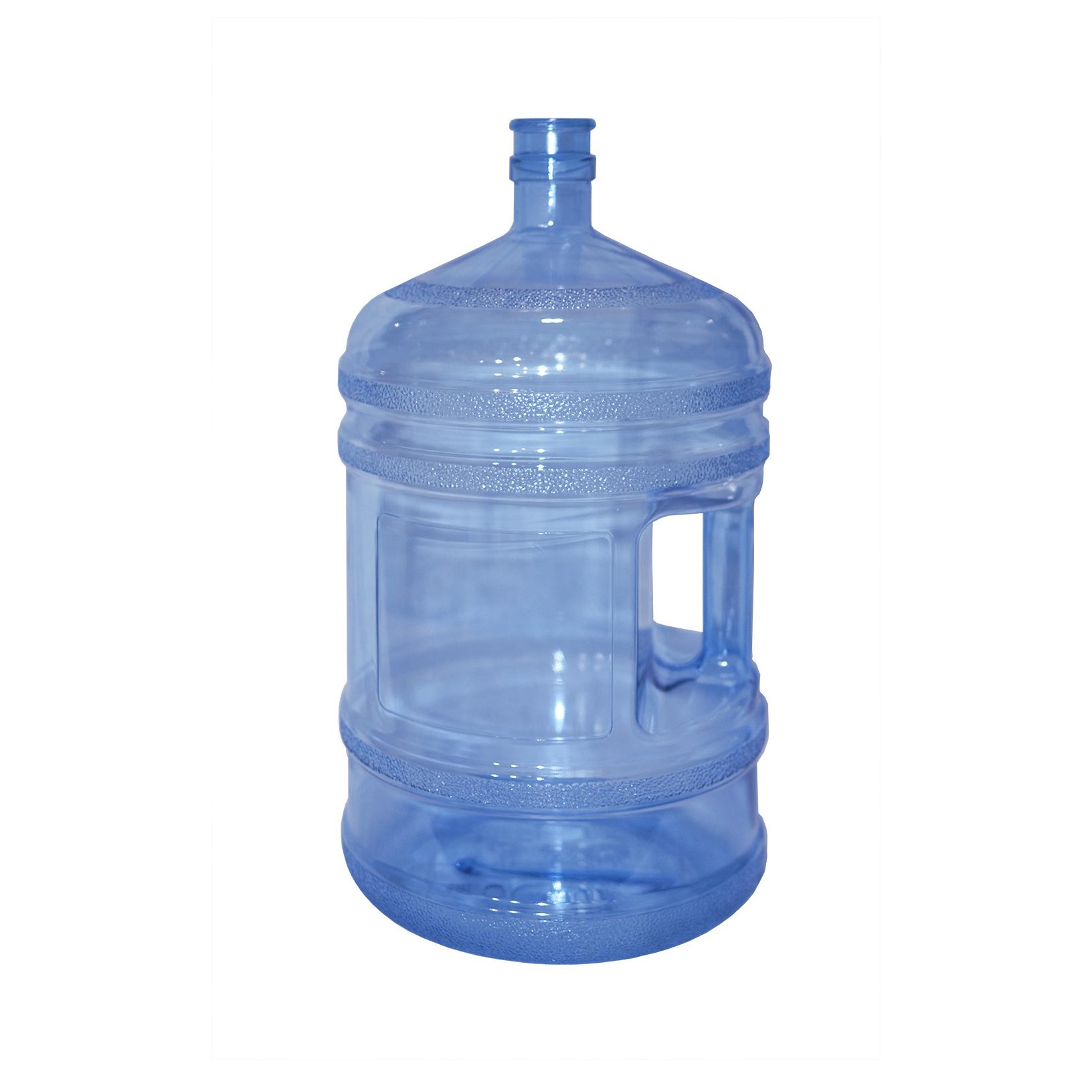 Бутыль из поликарбоната с ручкой 19 л, экструзионный метод выдува