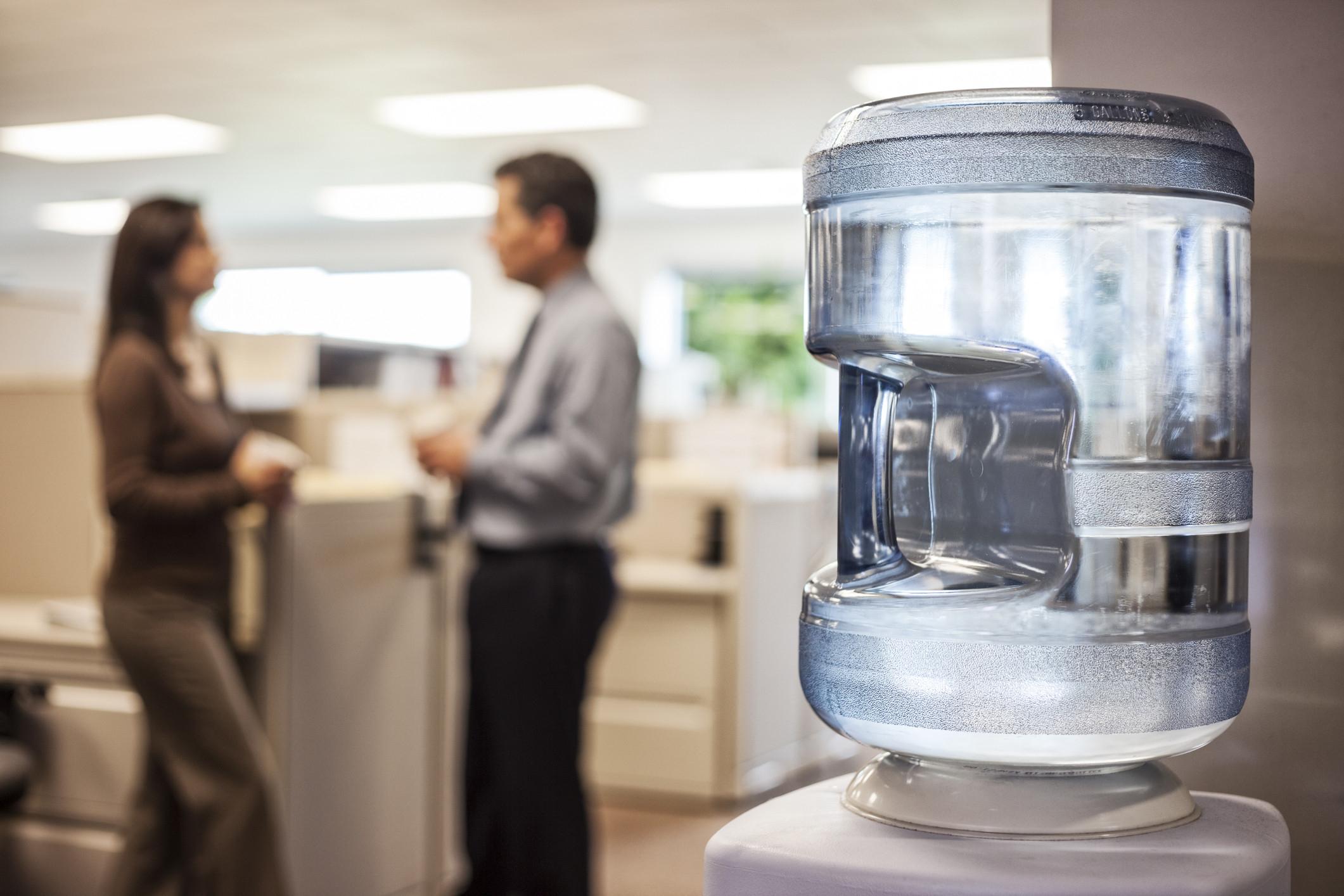 Кулер для воды в офис